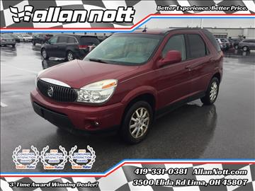 2007 Buick Rendezvous for sale in Lima, OH