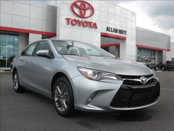 2017 Toyota Camry for sale in Lima, OH