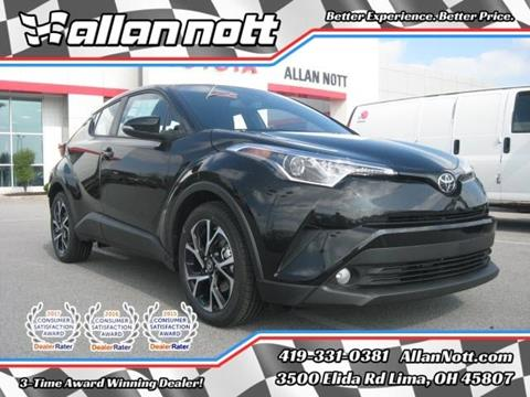 2018 Toyota C-HR for sale in Lima, OH