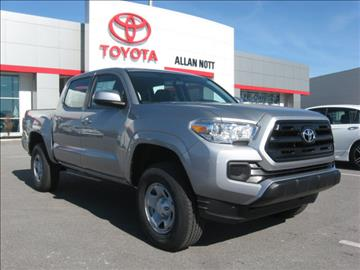 2017 Toyota Tacoma for sale in Lima, OH