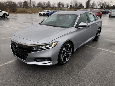 2019 Honda Accord for sale in Lima, OH
