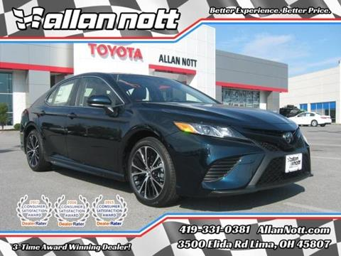 2018 Toyota Camry for sale in Lima, OH