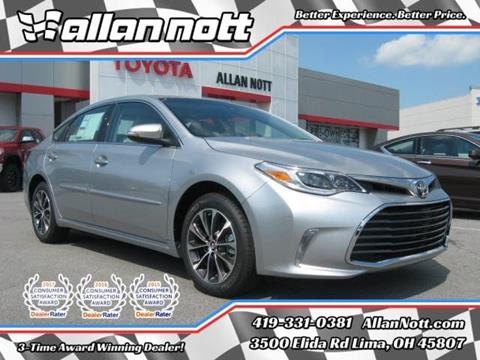 2018 Toyota Avalon for sale in Lima, OH