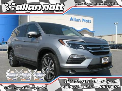 2017 Honda Pilot for sale in Lima, OH