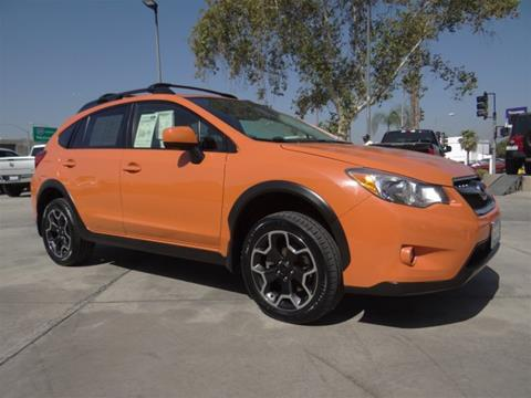 2014 Subaru XV Crosstrek for sale in San Bernardino, CA