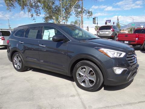 2016 Hyundai Santa Fe for sale in San Bernardino, CA