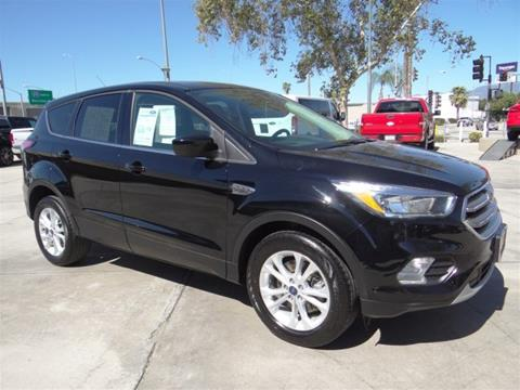2017 Ford Escape for sale in San Bernardino, CA