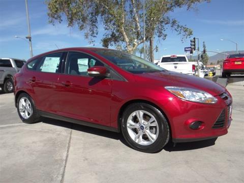 2014 Ford Focus for sale in San Bernardino, CA