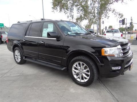 2016 Ford Expedition EL for sale in San Bernardino, CA