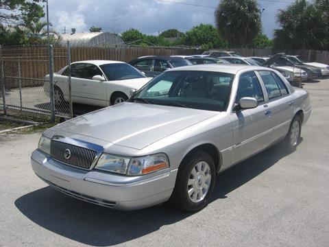 2005 Mercury Grand Marquis for sale in Pompano Beach, FL