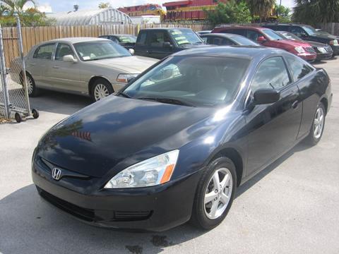 2005 Honda Accord For Sale In Pompano Beach, FL