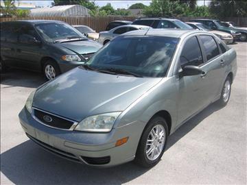 2006 Ford Focus for sale in Pompano Beach, FL