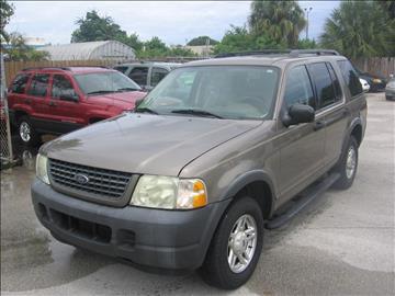 2003 Ford Explorer for sale in Pompano Beach, FL