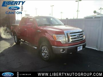 2009 Ford F-150 for sale in Canton, OH