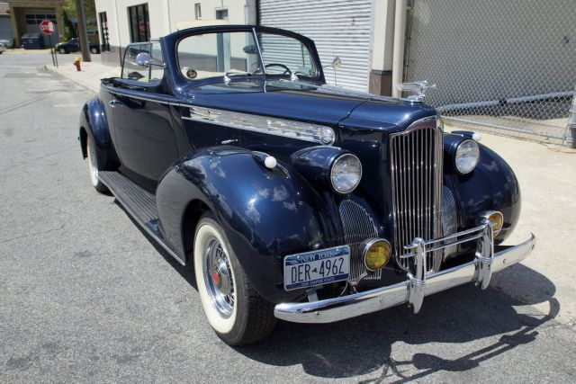 1940 Packard One Twenty Convertible for sale in Plainview NY