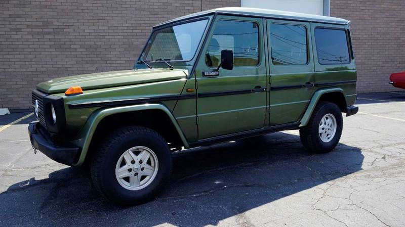 1985 mercedes benz 280 class g wagon in old bethpage ny for Mercedes benz g class mpg