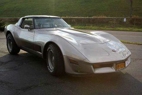 1982 Chevrolet Corvette For Sale  Carsforsalecom