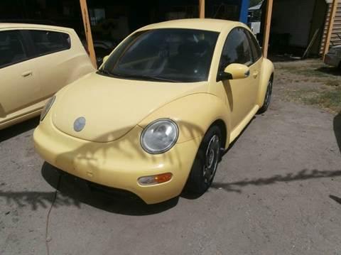 2003 Volkswagen New Beetle for sale in El Paso, TX