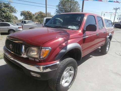 2003 Toyota Tacoma for sale in El Paso, TX