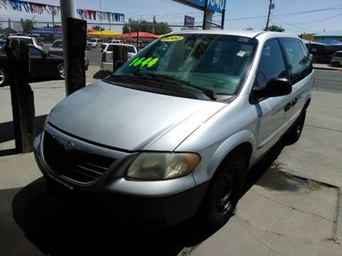2001 Chrysler Voyager for sale in El Paso, TX