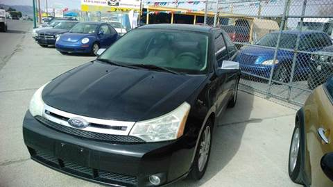 2008 Ford Focus for sale in El Paso, TX