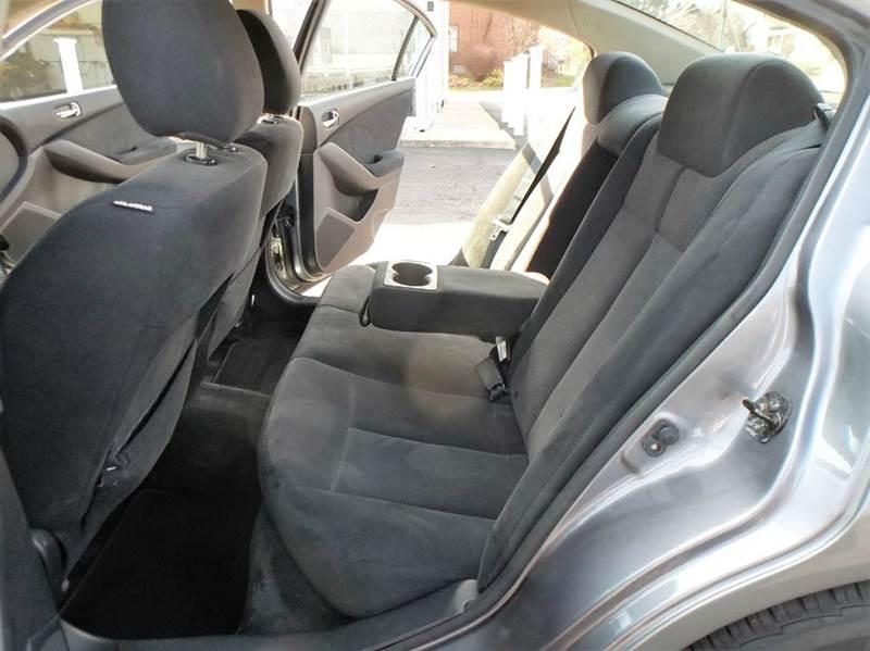 2009 Nissan Altima 2.5 S 4dr Sedan CVT - North Canton OH