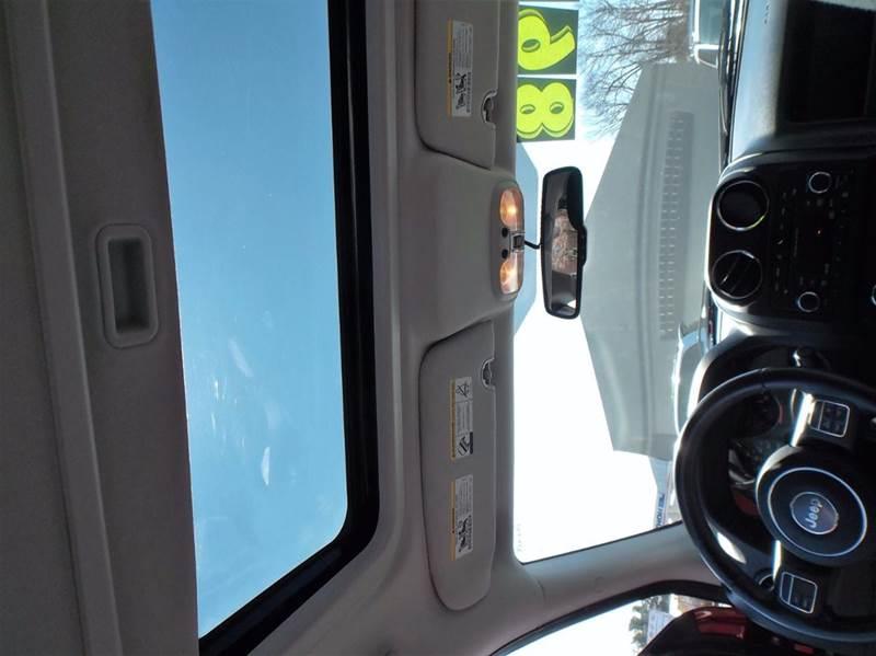 2012 Jeep Compass 4x4 Latitude 4dr SUV - North Canton OH
