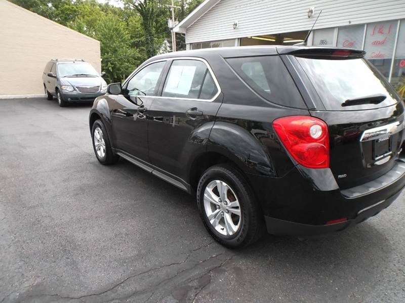 2011 Chevrolet Equinox AWD LS 4dr SUV - North Canton OH