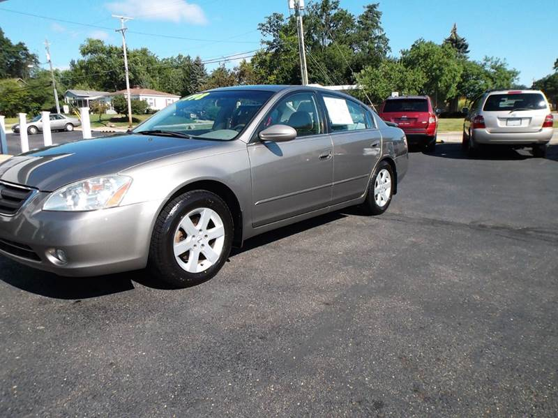 2003 Nissan Altima 2.5 S 4dr Sedan - North Canton OH