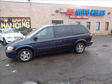2007 Dodge Grand Caravan for sale in Redford, MI