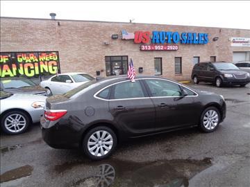 2015 Buick Verano for sale in Redford, MI