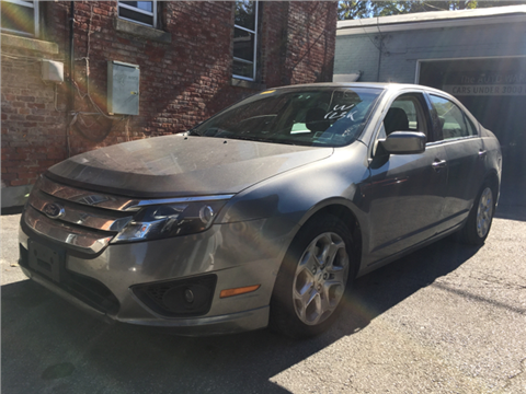 2010 Ford Fusion for sale in Poughkeepsie, NY