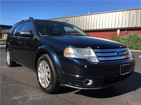 2008 Ford Taurus X for sale in Poughkeepsie, NY