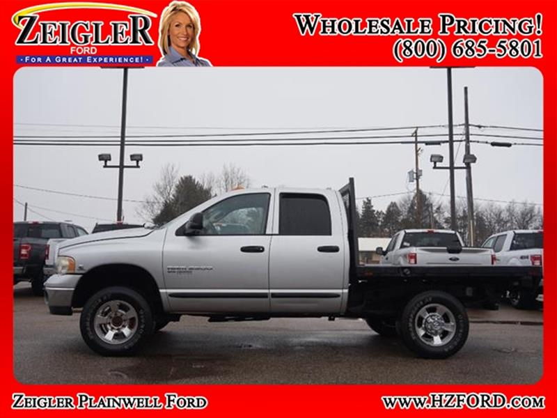Harold Zeigler Ford >> Used 2005 Dodge Ram For Sale in Michigan - Carsforsale.com
