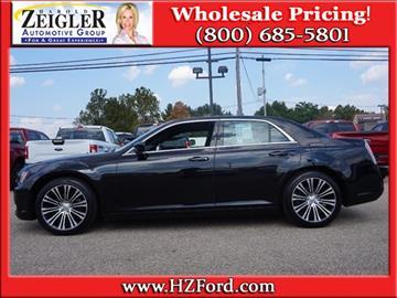 2012 Chrysler 300 for sale in Plainwell, MI