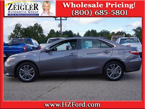 2017 Toyota Camry for sale in Plainwell, MI