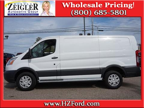 2016 Ford Transit Cargo for sale in Plainwell, MI
