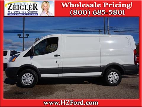 Harold Zeigler Ford Mi >> Used Ford Transit Cargo For Sale in Plainwell, MI - Carsforsale.com