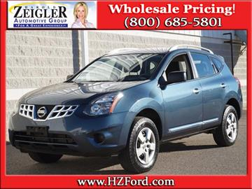 Nissan Rogue Select For Sale Michigan