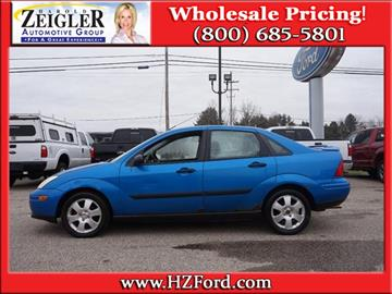 2001 Ford Focus for sale in Plainwell, MI