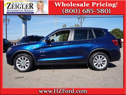 2017 BMW X3 for sale in Plainwell, MI