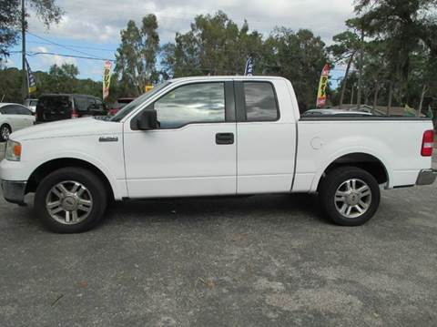 2005 Ford F-150 for sale in Tampa, FL