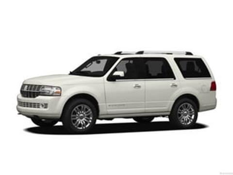 2012 Lincoln Navigator for sale in Wakefield, MA