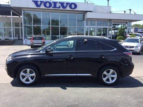 2015 Lexus RX 350 for sale in Wakefield, MA