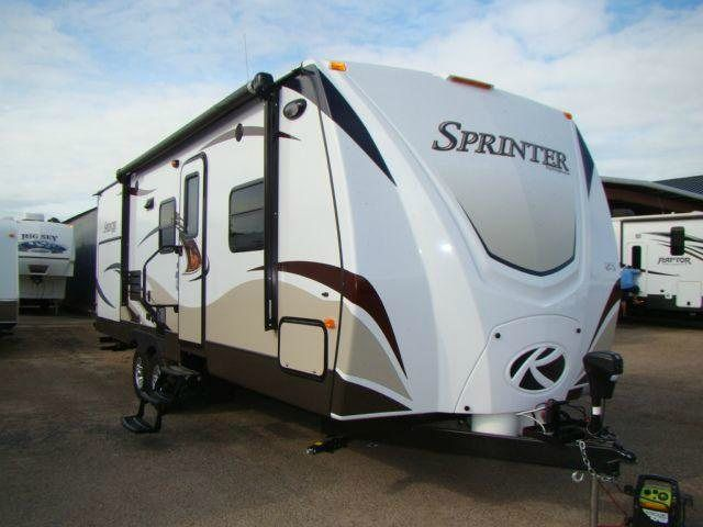 2014 Keystone Sprinter 266 RBS