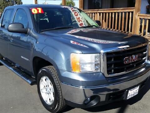 2007 GMC Sierra 1500 for sale in Stockton, CA