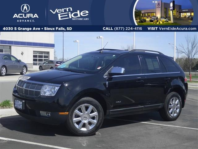 2008 LINCOLN MKX for sale in SIOUX FALLS SD