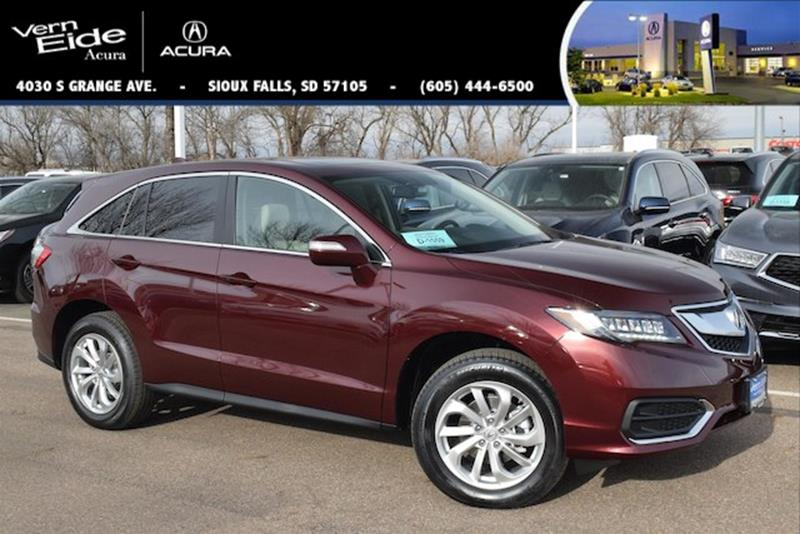 Acura For Sale In Sioux Falls SD Carsforsalecom - Acura of sioux falls