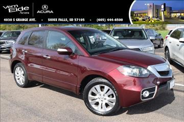 2011 Acura RDX for sale in Sioux Falls, SD
