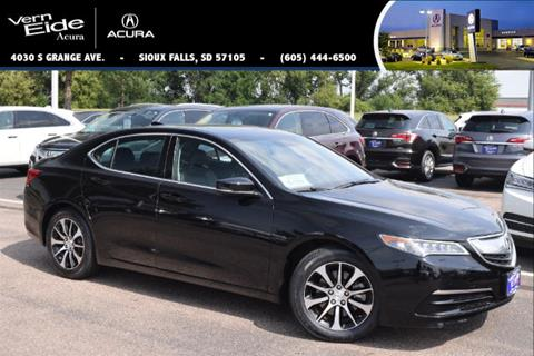 2015 Acura TLX for sale in Sioux Falls, SD